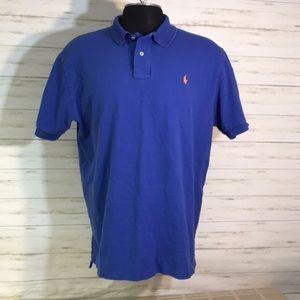 Polo Ralph Lauren Blue Shirt Size XL